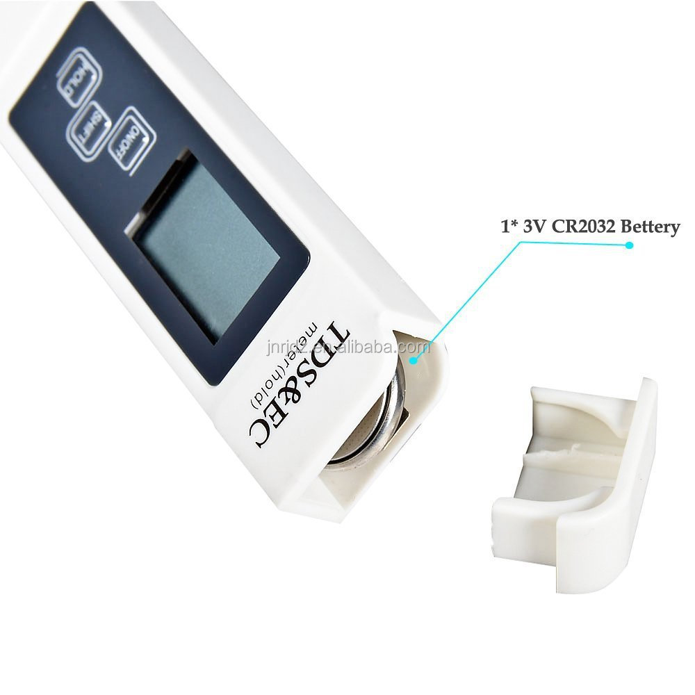 Multi-function TDS/conductivity /Temp tester pentype high accuracy EC meter