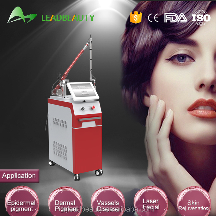 1064nm 532nm picosecond nd yag laser for tattoo removal&pigment removal