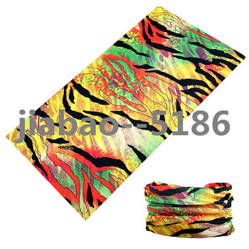 Head Wrap Bandana Anime Tube Headwear Multifunctional Seamless Bandana