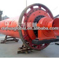 Metallurgy And Mineral Dry Ball Mill