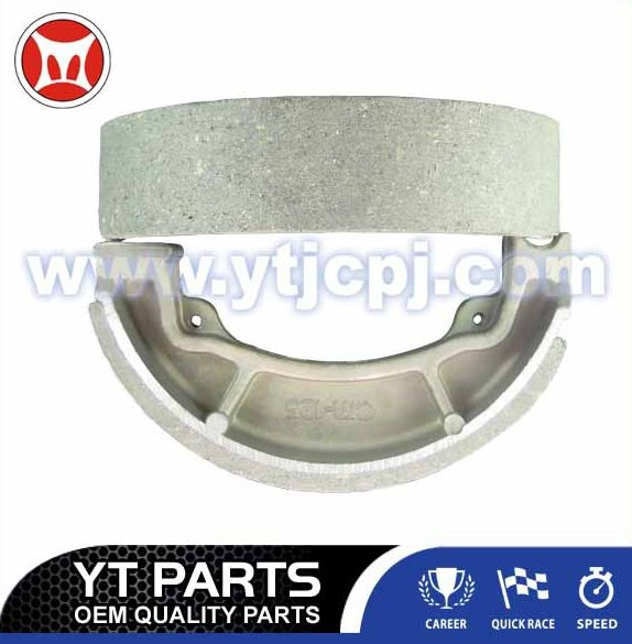 Chinese Motor Part CM125 Brake Shoe For Sports Motorcycle