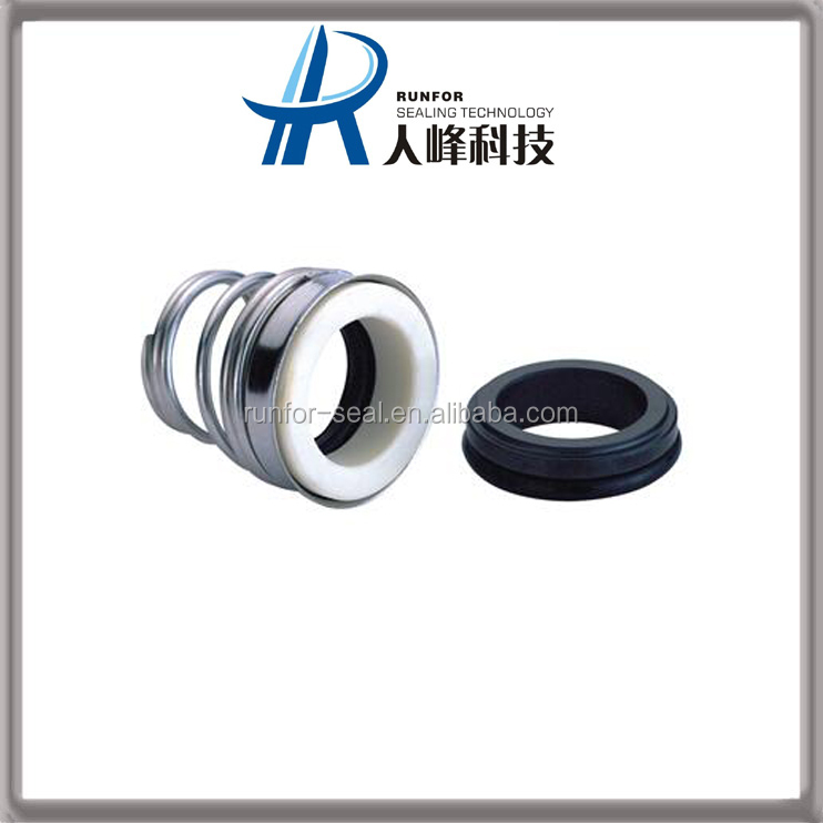 Mechanical Pump Seal 155 series, 155 mechanical seals for water pump, Type 155 Single Mechanical Seal