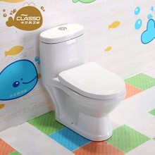 colored commode for nursery Child two-piece toilet children two-piece toilet
