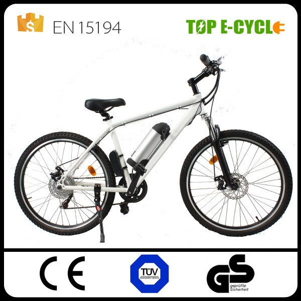 TOP/OEM 2017 Newest Bicycle Mountain Bike 48V 500W Cheap Mountain Electric Bike cargo bicycle with cabin Mountain Bike