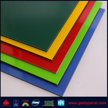 3mm 4mm High quality Aluminium Composite panel board ACM /ACP