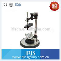 NEW Dental Lab Parallel Surveyor with tools handpiece spindle holder Round Base