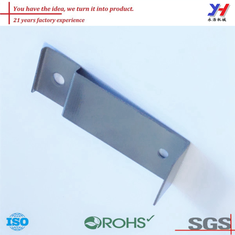 Metal sheet motorbike accessory with customize stamping service