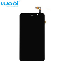 Original LCD and Touch Screen Assembly Replacement For THL W200 W200S Black
