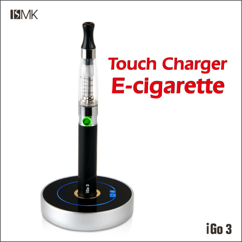New style blue star nova king electronic cigarette IGO3 quit smoking usb rechargeable electronic cigarette