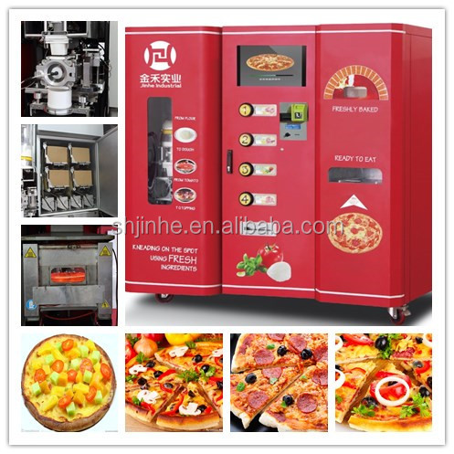 Automatic pizza Vending Machine for hot Sale