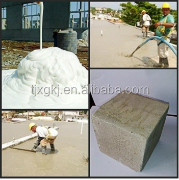 lightweight concrete foaming agent