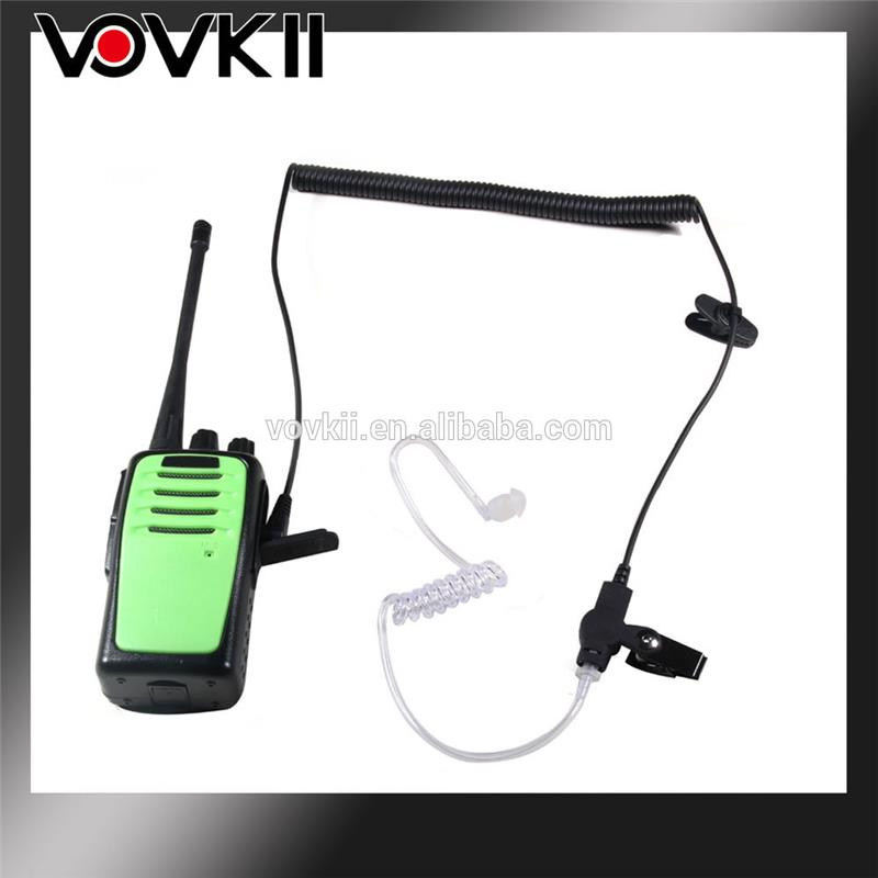 2017 New Products eckband Earpiece Headsets with Boom Mic for KENWOOD
