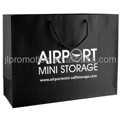 Hot sale customised shopping paper bag