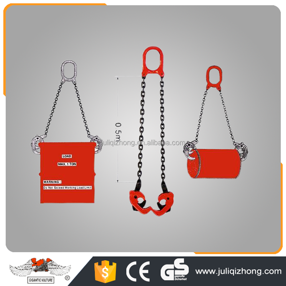 Durable Oil Drum Llifter Clamps for knitting machines