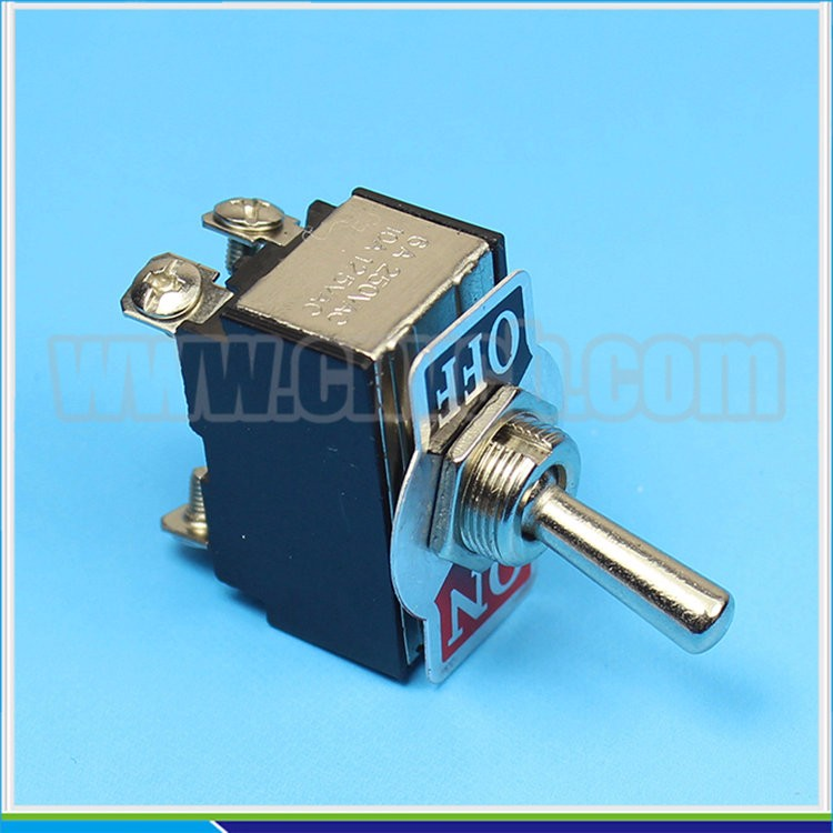 TS42 motorcycle brake switch KN3(B)-201 ON-ON 2 pole toggle switch
