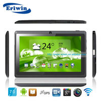 ZX-MD7001 Cheapest!!! 7 inch Boxchip A13 android 4 2 wifi and camera 7 inch tablet pc wm8650 google android 2.2 os