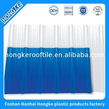 Best Quality corrugated color coated plastic roofing sheets