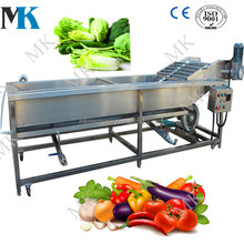 Industrial Fruit Date Washing Machine Mango Spinach Bubble Leafy Vegetable Washer