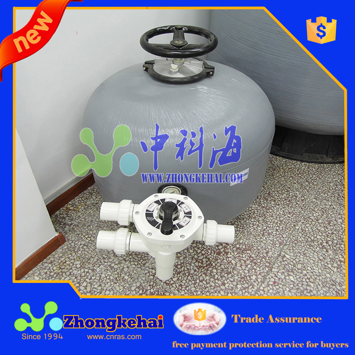 2015 new arrive swimming pool sand filter