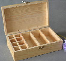 Hot sale wooden essential oil boxes
