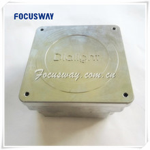 reasonable price Ningbo Focusway aluminium products aluminum die casting part