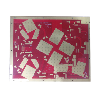 4 oz copper fr-4 multilayer prototype pcb fab