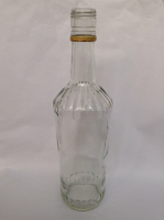 550ml glass bottle for Chinese liquor