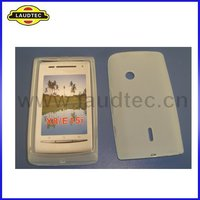 Gel Case for sony ericsson xperia x8