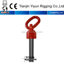 rigging use as safety factor 4 times/swivel hoist ring/YD-083