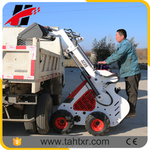 2017 China new mini skid steer loader for verious jobsite