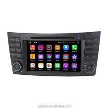 Android 7.1.2 Two Din 7 Inch Car raido Player For Mercedes Benz/E-Class/W211/E200/E220/E300/E350 Quad Core Wifi 3G USB GPS audio
