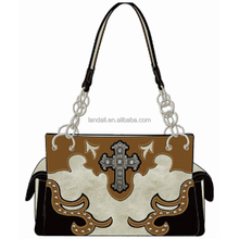 New Design American Handbag With Cross Logo High Quality