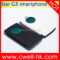 cheap big screen android phone MTK6582 Quad Core Star G3