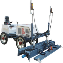 YZ25-4 Model Four-Wheeled Laser Concrete Paving And Leveling Machine/Road Vibratory Screed Machine