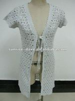 women's cardigan crochet sweater pattern
