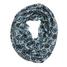 2017 Most excellent quality norway fashion printing office lady scarf