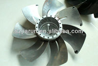 stainless steel fan motor sheet stamping and casting