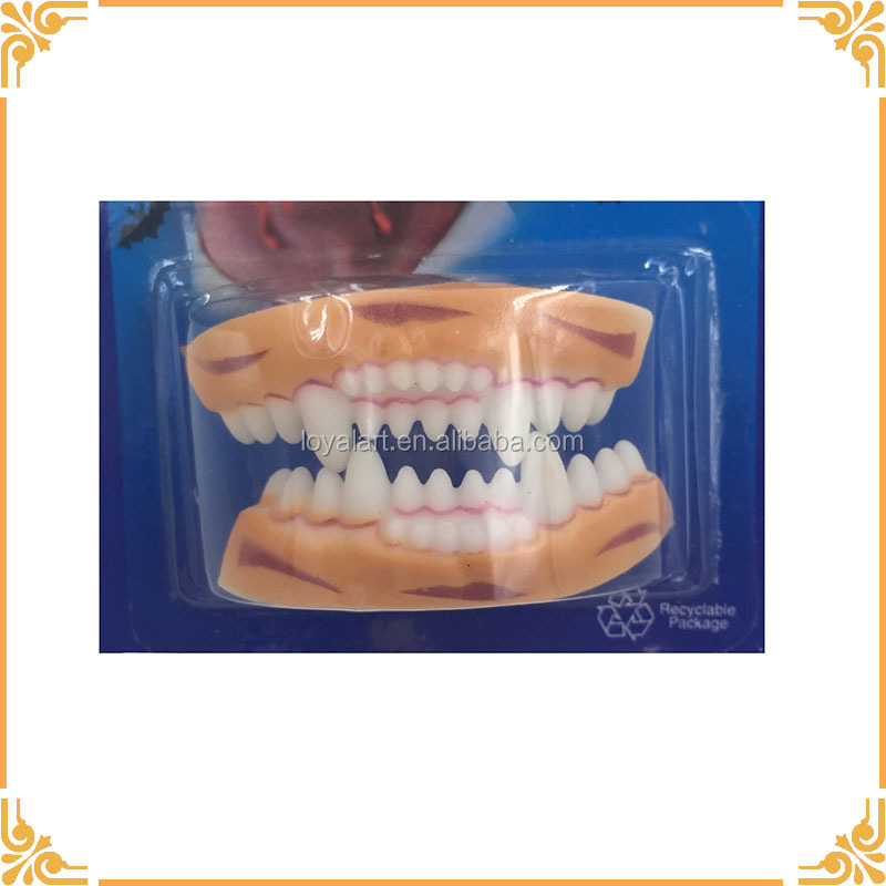 Latest Fashion Halloween Vampire Dentures Tooth Cute Fangs for Party