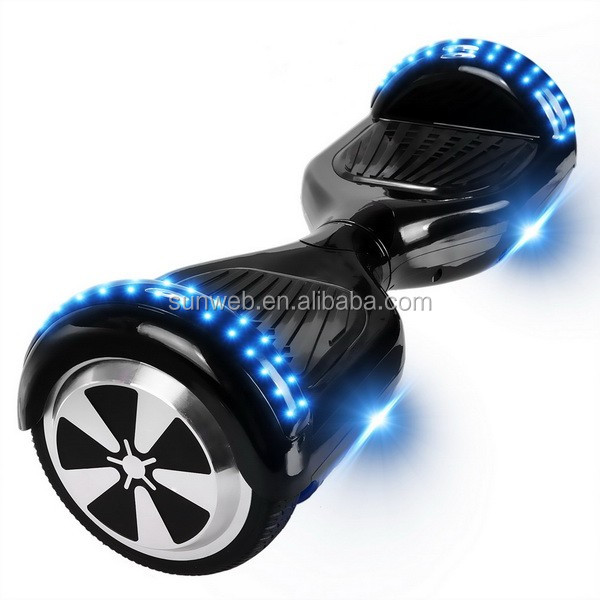 Hot sale upgraded balance board two wheel bluetooth 6.5 Inch scooter with LG battery EU plug plum round wheel Ancheer AM002728