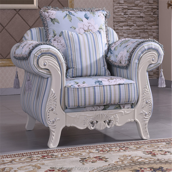 European antique sofa set fabric living room furniture sofa set