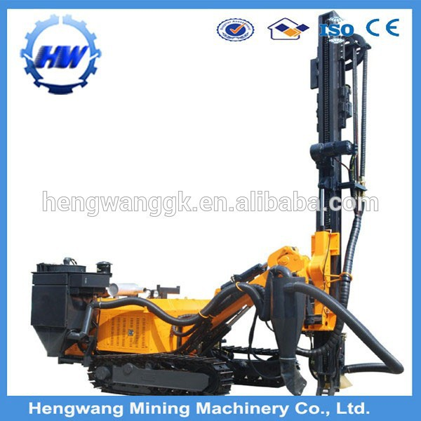 High efficiency protable multi -purpose dth drill rig price