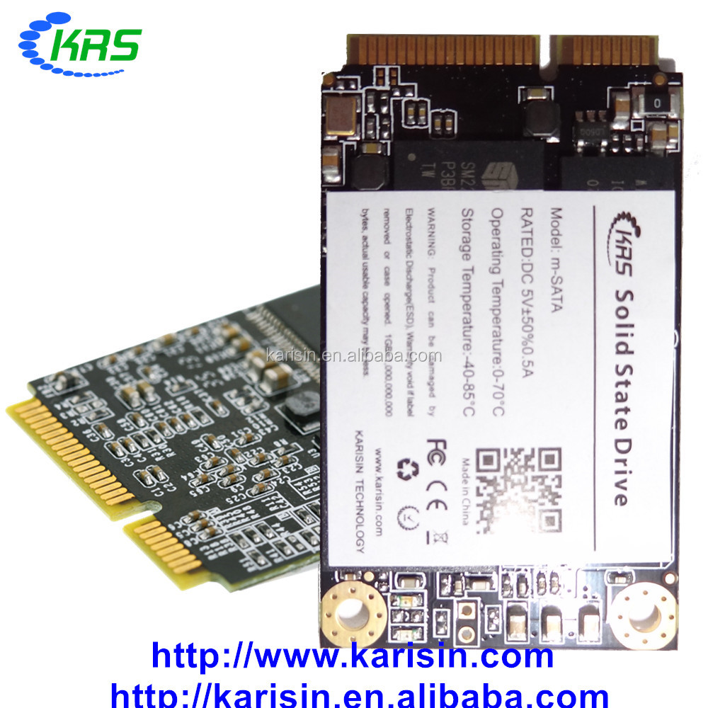The newest mini pcie mSATA 120gb 128gb Solid state hard disk