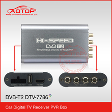 mobile DVB-T2 car tv tuner for the tablet support speed 180km/h
