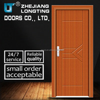 Classial Design Beautiful Interior Wooden PVC Door LTP-8015