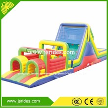 Adult boot camp inflatable obstacle course for sale