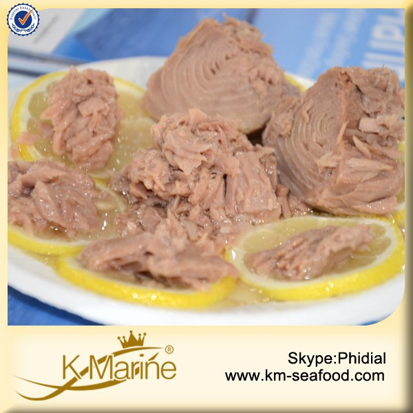 185g Skipjack Tuna Canned Food Products in Sunflower Oil