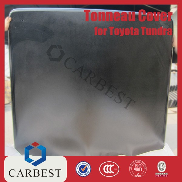 High Quality FRP W/Lock Toyota Tundra Canopy Ext Cab 6.5' Short Bed