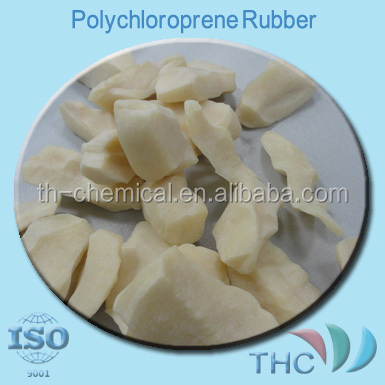 Polychloroprene Rubber CR232 chloroprene rubber in Chemical auxiliary agent manufacturer shanghai THC