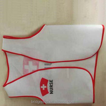wholesale custom non woven disposable hunting safety vest