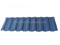Steel Material&Shingle Tile Type Stone Coated Metal Roofing Tile